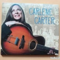 CDs de Música: CARLENE CARTER - CARTER GIRL (CD) 2014. Lote 192110193