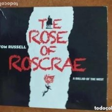 CDs de Música: TOM RUSSELL - THE ROSE OF ROSCRAE (CD2). A BALLAD OF THE WEST. Lote 192110232