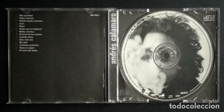 CDs de Música: Lote 3 CD flamenco ANTONIO MOLINA - CALAMARO - KETAMA - Foto 5 - 192114320