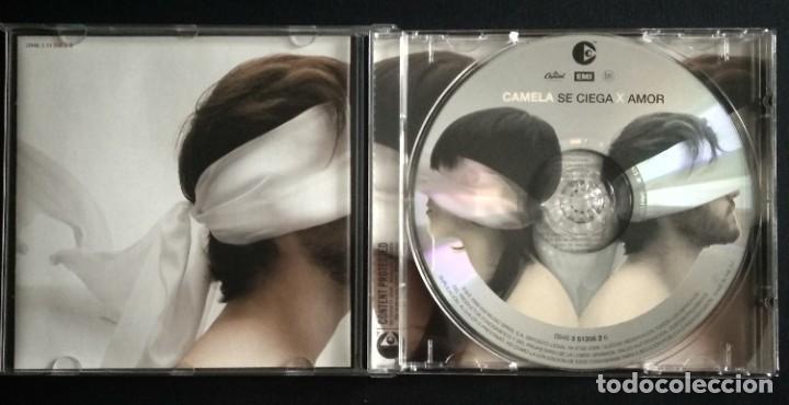 CDs de Música: Lote 4 CD CAMELA - Foto 3 - 192117438