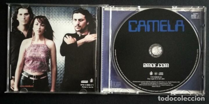 CDs de Música: Lote 4 CD CAMELA - Foto 4 - 192117438