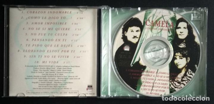 CDs de Música: Lote 4 CD CAMELA - Foto 6 - 192117438