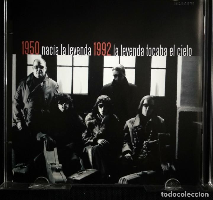 CDs de Música: Lote 3 CD CAMARON DE LA ISLA (2 CD-libro y 1 CD-DVD) - Foto 11 - 192119400