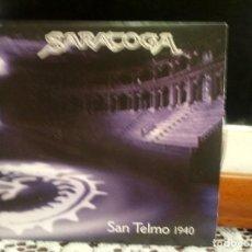 CDs de Música: SARATOGA SAN TELMO 1940 CD SINGLE PROMOCIONAL 2003 PEPETO. Lote 192137252