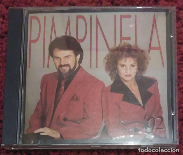 PIMPINELA ('92) CD 1992 (Música - CD's Melódica )