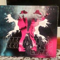 CDs de Música: INTERNACIONAL DEEJAY GIGOLOS CD TEN DJ HELL DOBLE CD DIGIPACK NUEVO¡ PEPETO. Lote 192183911