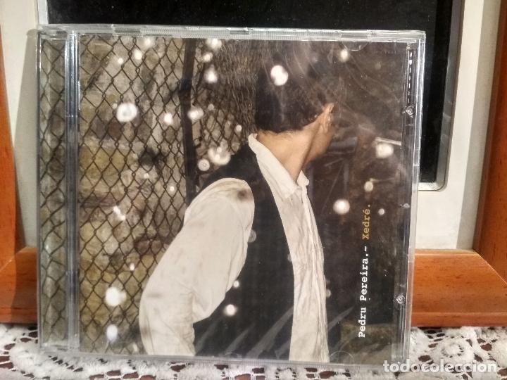 PEDRU PEREIRA XEDRE CD ALBUM ASTURIAS PRECINTADO PEPETO (Música - CD's Country y Folk)
