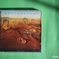 CDs de Música: QUEENSRYCHE-HEAR IN NOW FRONTIER. Lote 192220135