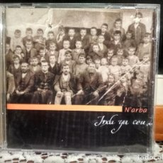 CDs de Música: N'ARBA ?– INDA YA CEU - DISCOS L'AGUAÑAZ ? - PACO LOCO - CD ALBUM ASTURIAS PEPETO. Lote 192226083