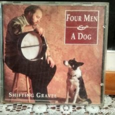 CDs de Música: FOUR MEN A DOG SHIFTING SHIFTING GRAVEL CD ALBUM 1993 AUSTRIA PEPETO. Lote 192227568