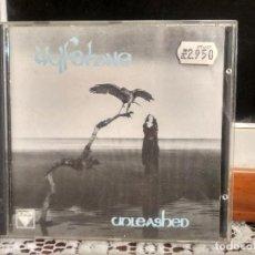 CDs de Música: WOLFSTONE UNLEASHED 1991 CD ALBUM PEPETO. Lote 192229670