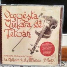 CDs de Música: ORQUESTA CHEKARA DE TETUAN LA CHEKARA Y EL FLAMENCO ENRIQUE MORENTE ,,PACO JARANA CD ALBUM PEPETO. Lote 192232120