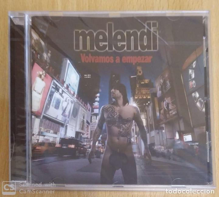MELENDI (VOLVAMOS A EMPEZAR) CD 2010 (Música - CD's Pop)