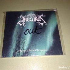 CDs de Música: ARCTURUS - ASPERA HYEMS SIMFONIA - AVANT BLACK METAL (ANCIENT LORE, DIGIPACK). Lote 192269823
