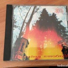 CDs de Música: SHADOW DANCES (BURNING SHADOWS) CD ESPAÑA (CDIB2). Lote 192272880