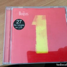 CDs de Música: THE BEATLES (27 Nº 1 SINGLES) CD (CDIB2). Lote 192278215