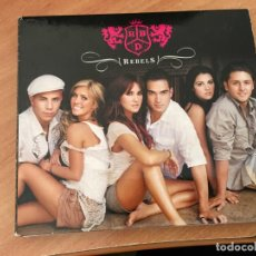 CDs de Música: THE REBELS CD + DVD (CDIB2). Lote 192278473