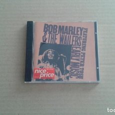 CDs de Música: BOB MARLEY AND THE WAILERS - EARLY MUSIC FEATURING PETER TOSH CD 1997. Lote 192279763