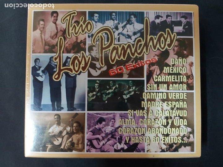 TRIO LOS PANCHOS :60 EXITOS (3 CDS) PRECINTADO (Música - CD's Latina)