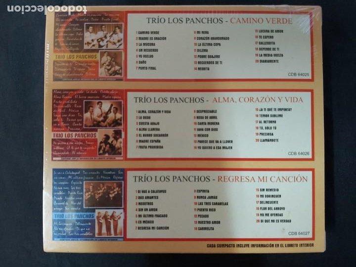 CDs de Música: Trio Los Panchos :60 exitos (3 cds) PRECINTADO - Foto 2 - 192295276
