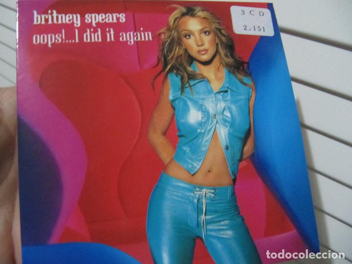 Britney Spears Oops I Did It Again Cd S Sold Through Direct Sale 192297143