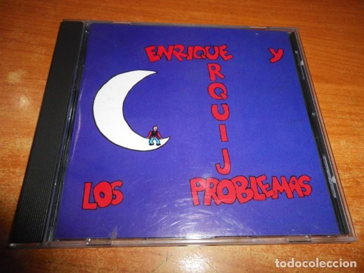 ENRIQUE URQUIJO Y LOS PROBLEMAS CD ALBUM 1993 LOS SECRETOS ALASKA ANTONIO VEGA 13 TEMAS (Música - CD's Pop)