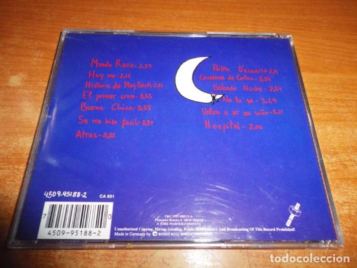 CDs de Música: ENRIQUE URQUIJO Y LOS PROBLEMAS CD ALBUM 1993 LOS SECRETOS ALASKA ANTONIO VEGA 13 TEMAS - Foto 2 - 222305436