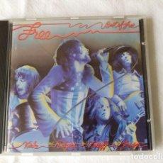 CDs de Música: FREE - BEST OF FREE CD 1988. Lote 192364550