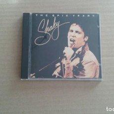 CDs de Música: SHAKY ( SHAKIN STEVENS ) - THE EPIC YEARS CD 1992. Lote 192364651