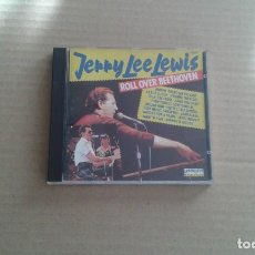 CDs de Música: JERRY LEE LEWIS - ROLL OVER BEETHOVEN CD . Lote 192365310