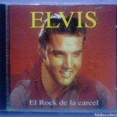 CDs de Música: ELVIS PRESLEY - EL ROCK DE LA CÁRCEL. Lote 192373840