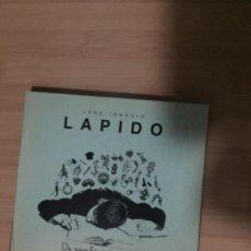 CDs de Música: JOSE IGNACIO LAPIDO. DE SOMBRAS Y SUEÑOS (CD ALBUM 2010). Lote 192374856