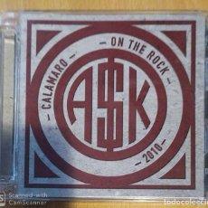CDs de Música: ANDRES CALAMARO (ON THE ROCK) CD 2010 - BUNBURY, EL CIGALA, NIÑO JOSELE..... Lote 192374908