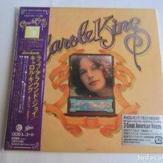 CDs de Música: CAROLE KING - WRAP AROUND JOY + 1 BONUS 1974/2007 JAPAN MINI LP PAPERSLEEVE CARDBOARD CD EICP-846. Lote 192376143