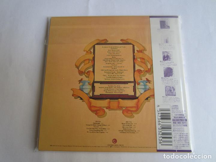 CDs de Música: CAROLE KING - WRAP AROUND JOY + 1 BONUS 1974/2007 JAPAN MINI LP PAPERSLEEVE CARDBOARD CD EICP-846 - Foto 2 - 192376143