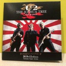 CDs de Música: U2 - LIVE IN SAITAMA, JAPAN 2019 - RARA EDICIÓN 2 CD DIGIPACK IMPORT. Lote 192379547