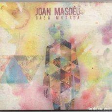 CDs de Música: JOAN MASDEU - CASA MORADA / CD ALBUM DEL 2010 / MUY BUEN ESTADO RF-4364. Lote 192387677