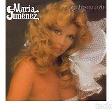 CDs de Música: MARIA JIMENEZ VOY A DARTE UNA CANCION CD. Lote 192494256