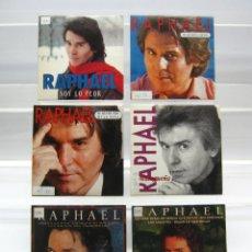 CDs de Música: LOTE 6 CD RAPHAEL. Lote 192543613