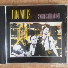 CDs de Música: TOM WAITS- SWORDFISHTROMBONES . Lote 192550655