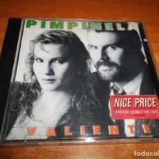 CDs de Música: PIMPINELA VALIENTE CD ALBUM DEL AÑO 1992 ESPAÑA CONTIENE 10 TEMAS MUY RARO EN CD MUY BUSCADO. Lote 231235895