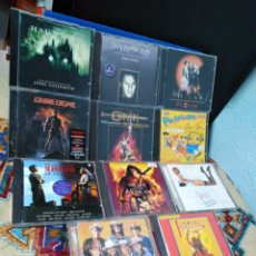 CDs de Música: LOTE DE 11 CD MÚSICA ( BANDAS SONORAS ). Lote 192601976