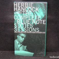 CDs de Música: HERBIE HANCOCK - THE COMPLETE BLUE NOTE SIXTIES SESSIONS - 6 CD. Lote 192623985