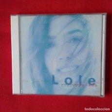 CDs de Música: LIBERADO. LOLE . 1997. 10 COPLAS. SU PRIMER DISCO TRAS SEPARARSE DE MANUEL MOLINA (PRECINTADO). Lote 192651610