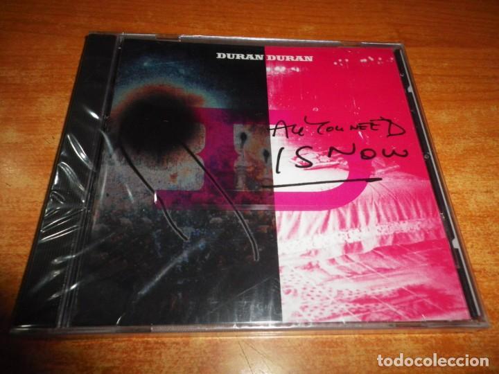 DURAN DURAN ALL YOU NEED IS NOW CD ALBUM PRECINTADO 2011 PIAS CONTIENE 12 TEMAS (Música - CD's Rock)