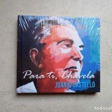 CDs de Música: JUANJO CASTELLÓ PARA TI CHAVELA. CD CON LIBRETO PRECINTADO. RARO. Lote 192707855
