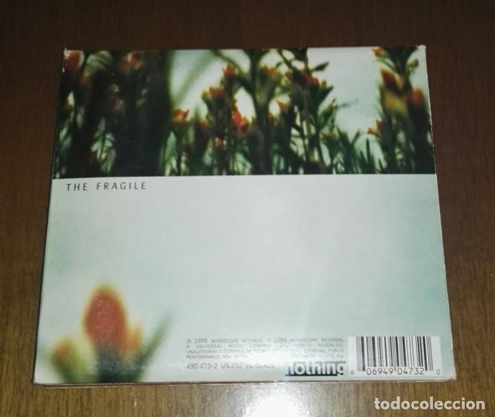 CDs de Música: nine inch nails the fragile 2 cd - Foto 2 - 192707940