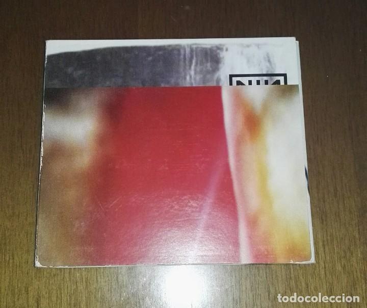 NINE INCH NAILS THE FRAGILE 2 CD (Música - CD's Rock)