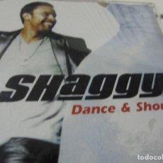 CDs de Música: SHAGGY / DANCE & SHOUT (CD SINGLE 1999). Lote 192760006