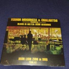CDs de Música: FERMIN MUGURUZA & CHARLART58 PRECINTADO. Lote 192812935